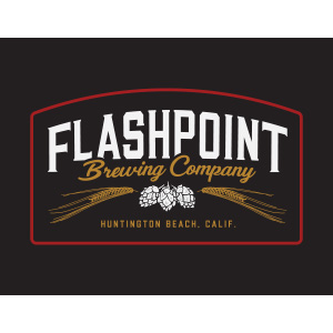 Flashpoint Brewing Company Logo